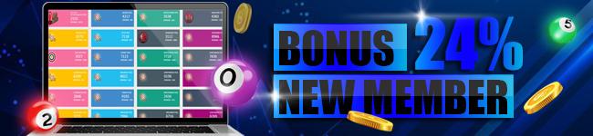 togel bonus new member terbesar